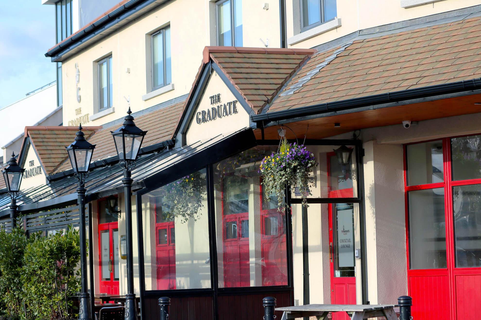 The Graduate Bar and Restaurant Killiney